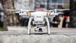 無人機行業發展強勁 預計2020年市場規模將達112億美元