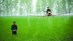 作業量同比翻番 植保無人機的春天來了?