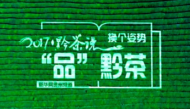 """""""2017黔茶説"""":換個姿勢""""品""""黔茶"""