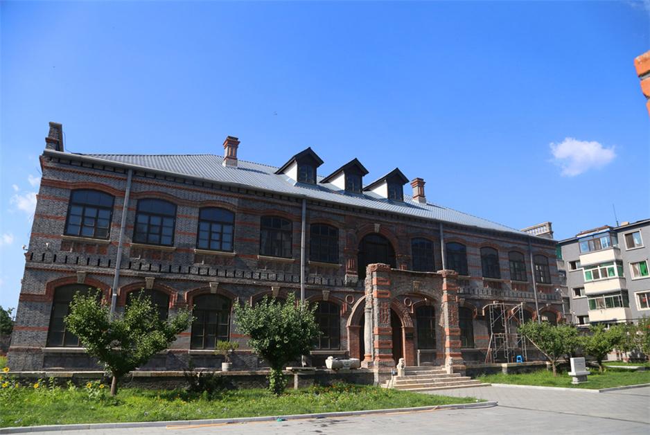 聽,建築在訴説丨航拍沈陽東三省總督府