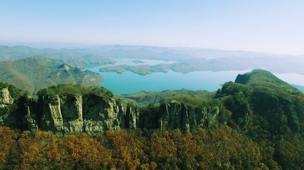 航拍世界遺産——桓仁五女山