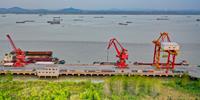 鄭蒲港:打造安徽省江海聯運樞紐中心