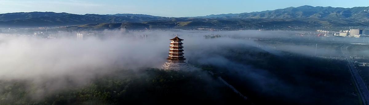 寧夏固原:古雁嶺 觀覽新氣象