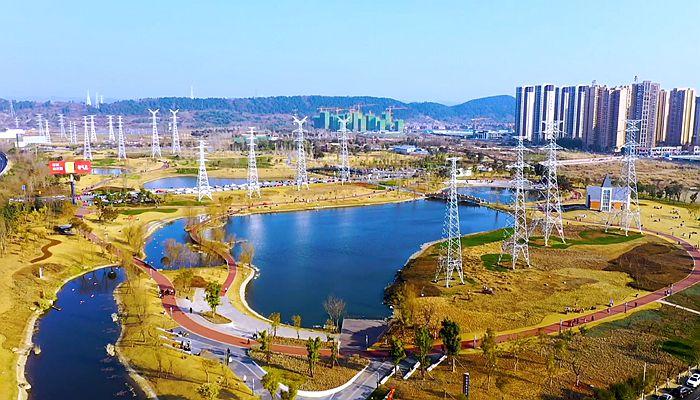 """【""""飛閱""""中國】德陽柳梢堰濕地公園 詩意浪漫生態美"""