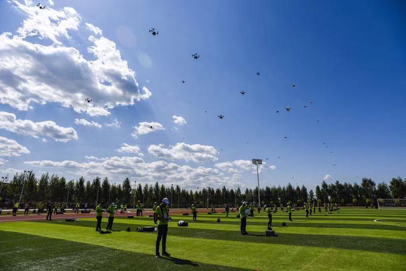 飛越綠色沁源·全國無人機航拍大賽 獲獎作品將跨年展播