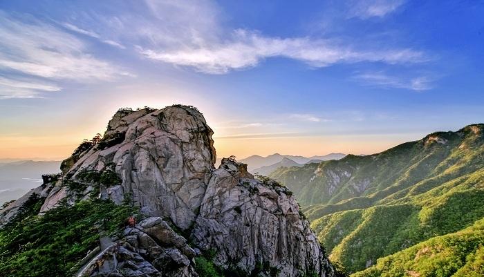 三分鐘領略黃岡大別山世界地質公園