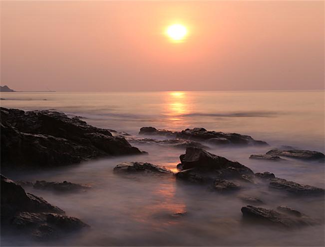 航拍浪漫鹽洲島 邂逅惠州靜謐美