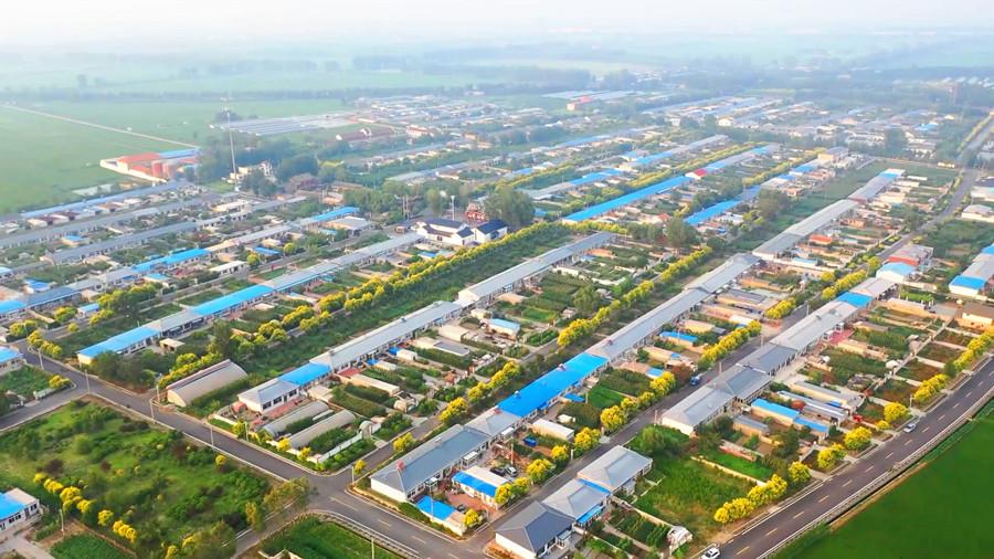遼寧盤錦:現代化農村的小康生活