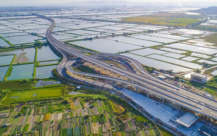 沿著高速看中國|潮汕環線:穿行在青山綠水間的加密線