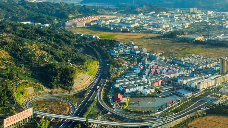沿著高速看中國丨福建寧德:坎坷成大道 山海築通途