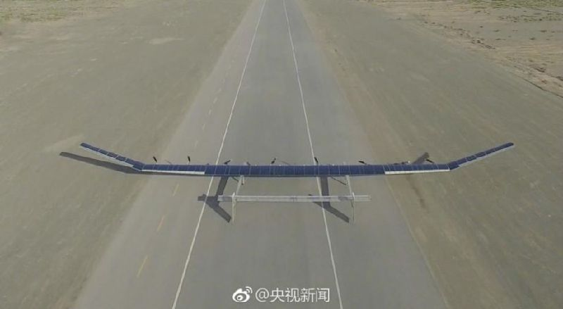 """【原創】中國""""準衛星""""無人機 將顛覆通信和預警"""