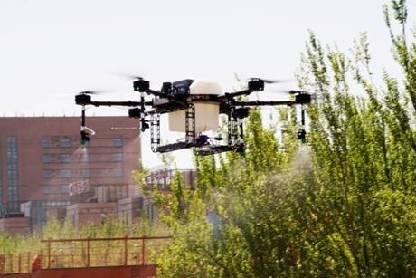 【原創】千億元植保無人機市場待開發