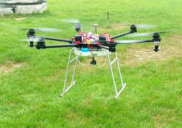 首次植保無人機賽事決賽在湖北舉行
