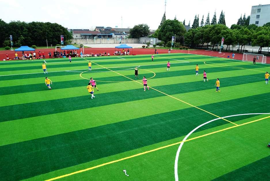 律動中國 航拍浙江德清第二屆古鎮杯足球賽開場賽