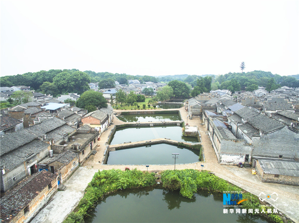 聽,建築在訴説|江西釣源古村的千年廬陵文化