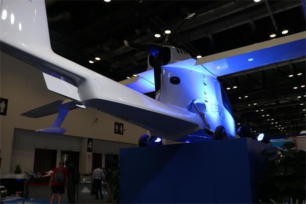 去看!水陸兩用無人機!北京航展還有什麼