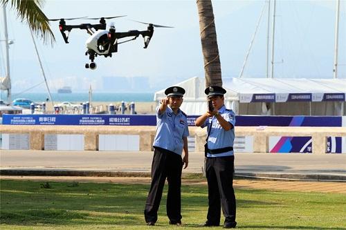 公安部實測120余臺無人機攔截裝備