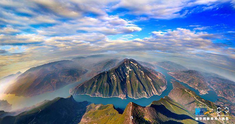 無人機之旅| n個愛上三峽的航拍在這兒 四季晴雨各有各美