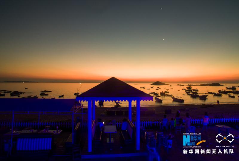無人機之旅|俯瞰紅海灣 愛上汕尾靜謐美