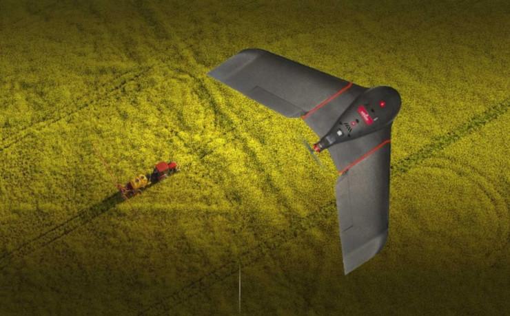 吉林農業植保用上無人機
