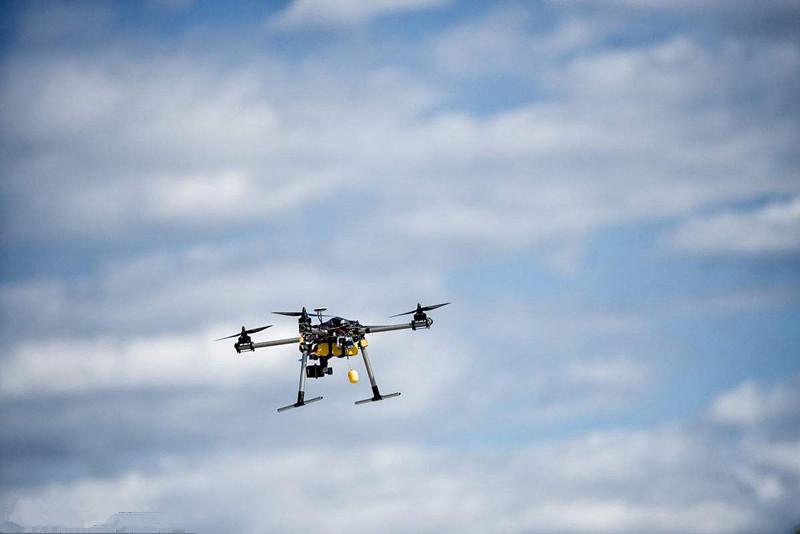 民用無人機産量前三季度同比增一倍