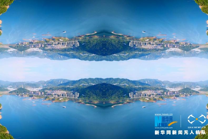 無人機之旅|鏡像千島湖 炫美長三角後花園