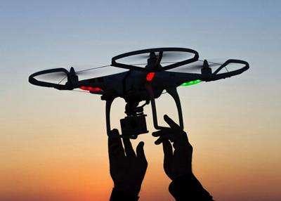 大眼睛看住小飛機:新型反制係統讓黑飛無人機無所遁形