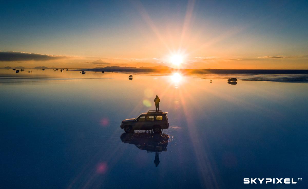 航拍人類:2017年天空之城攝影大賽作品精選