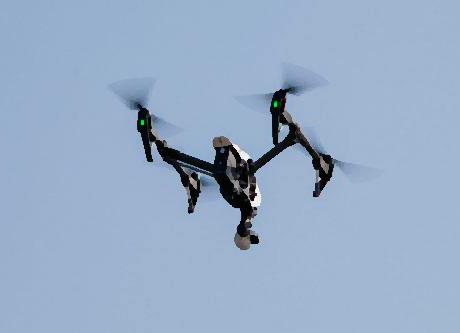 中國無人機係統整體解決方案亮相迪拜航展