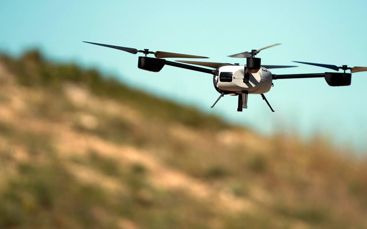 2020年中國民用無人機産業産值有望達600億元