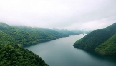 航拍:皖南川藏 雲上天堂