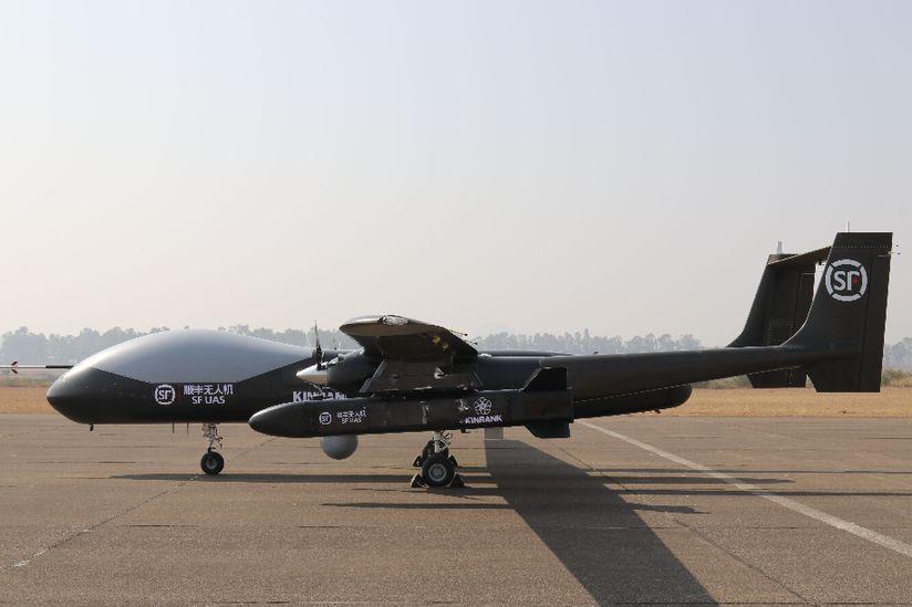順豐獲首張無人機航空運營(試點)許可證