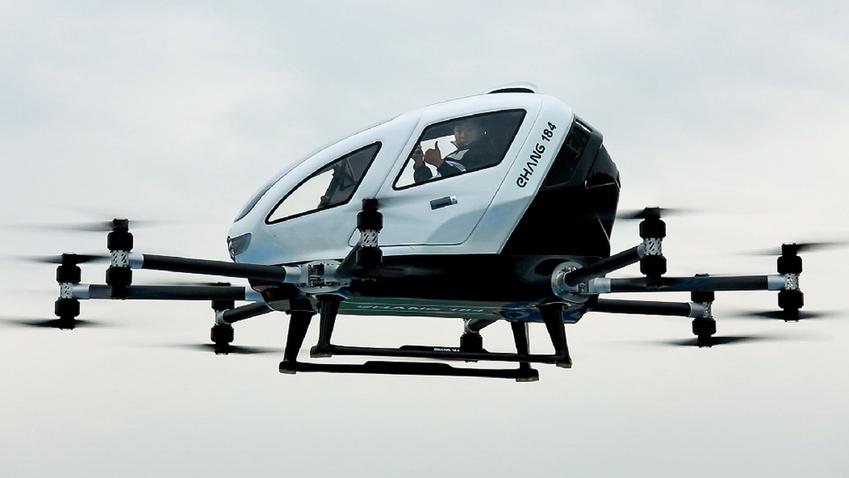 無人機無人車 你敢坐嗎?