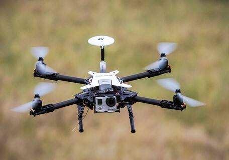 河南將首次在太行山區造林困難地實施無人機精準飛播造林