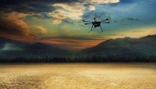江蘇運用無人機破解執法難題