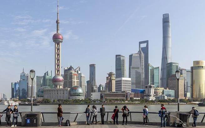 上海:小寒暖似春