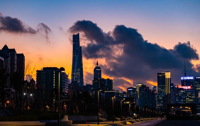 風起雲涌看上海:大風起 寒潮至